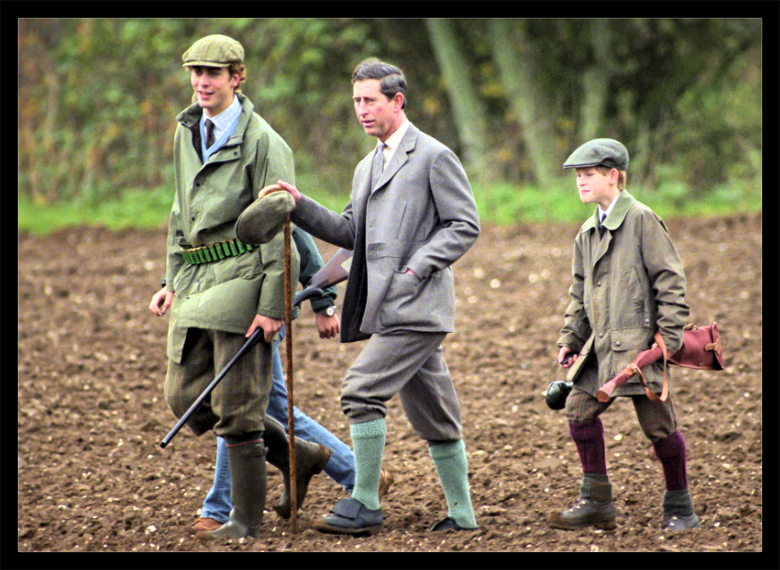 hunting, british, traditions, field sports, royal family,